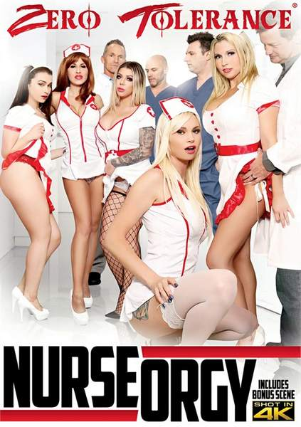 Nurse Orgy (2018/DVDRip)