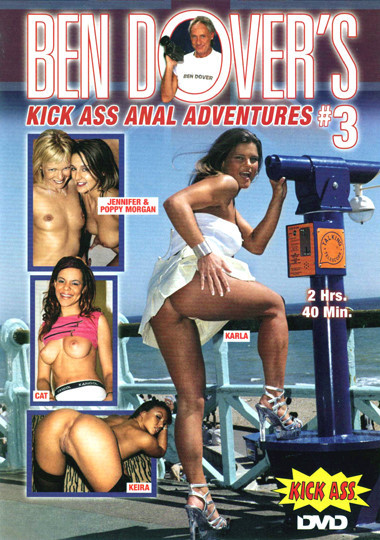 Ben Dover\'s Kick Ass Anal Adventures 3