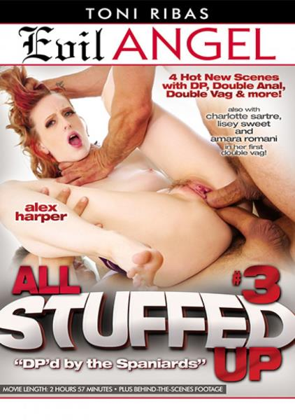 Toni Ribas All Stuffed Up 3 – DPd By The Spaniards (2018/WEBRip/HD)