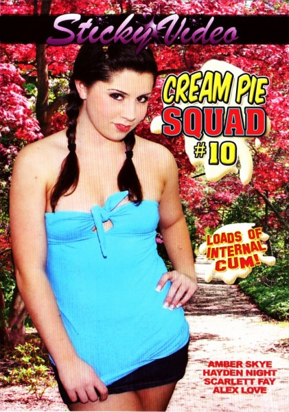Cream Pie Squad 10 (2009/WEBRip/SD)