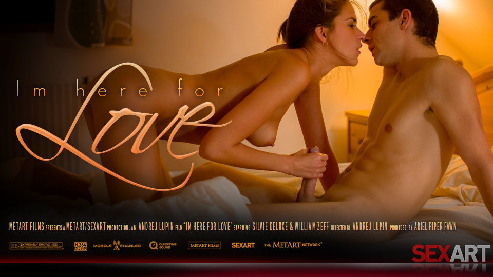 Silvie Deluxe – I'm Here For Love (SexArt.com)