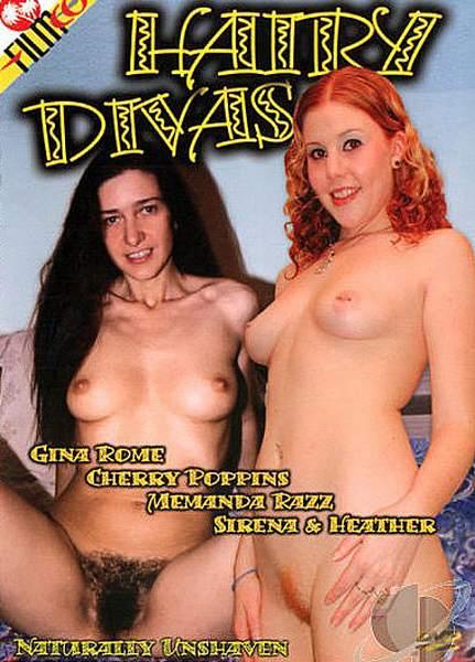 Hairy Divas 1 (2005/DVDRip)