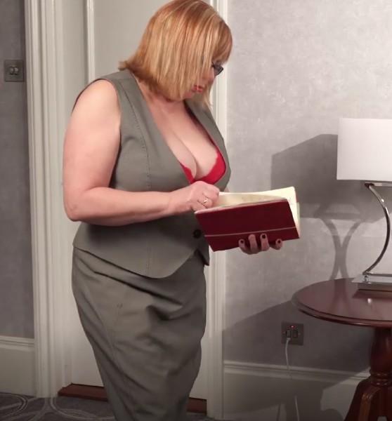 Trisha  Secretary Trisha (2018/DirtyDoctorsVideos/HD1080p)