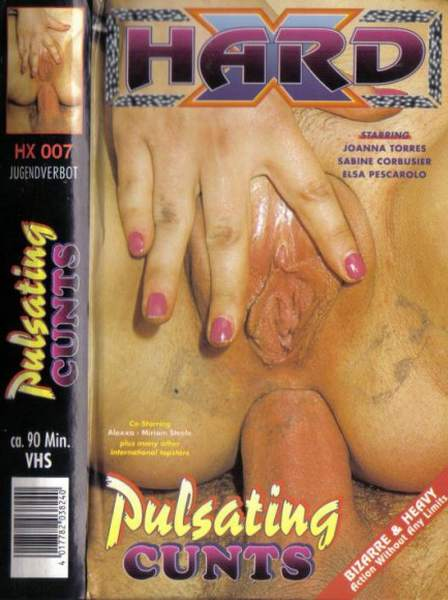 Pulsating Cunts (1990/DVDRip)