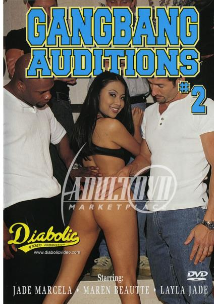 Gangbang Auditions 2 (2000/WEBRip/SD)