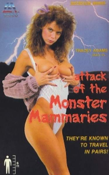 Attack of The Monster Mammaries (1987/VHSRip)
