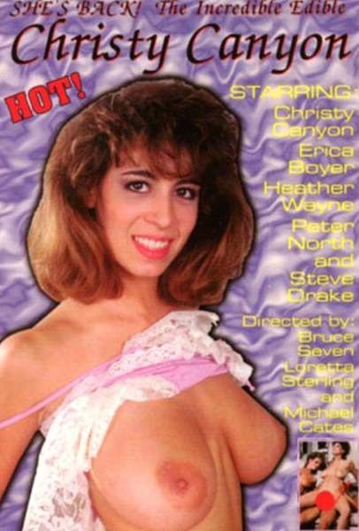 Incredible Edible Christy Canyon (1995/DVDRip)
