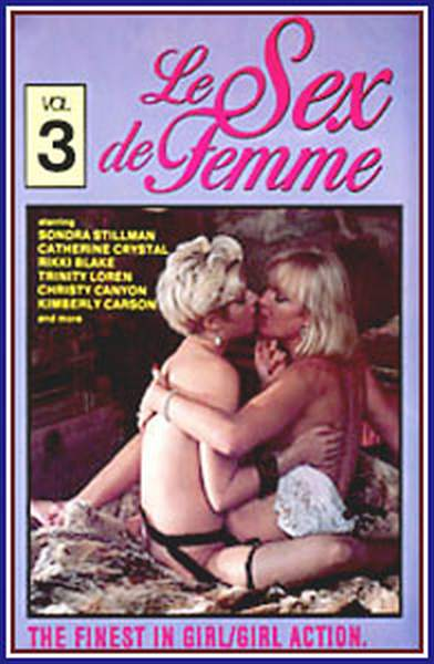 La Sex De Femme 3 (1989/VHSRip)