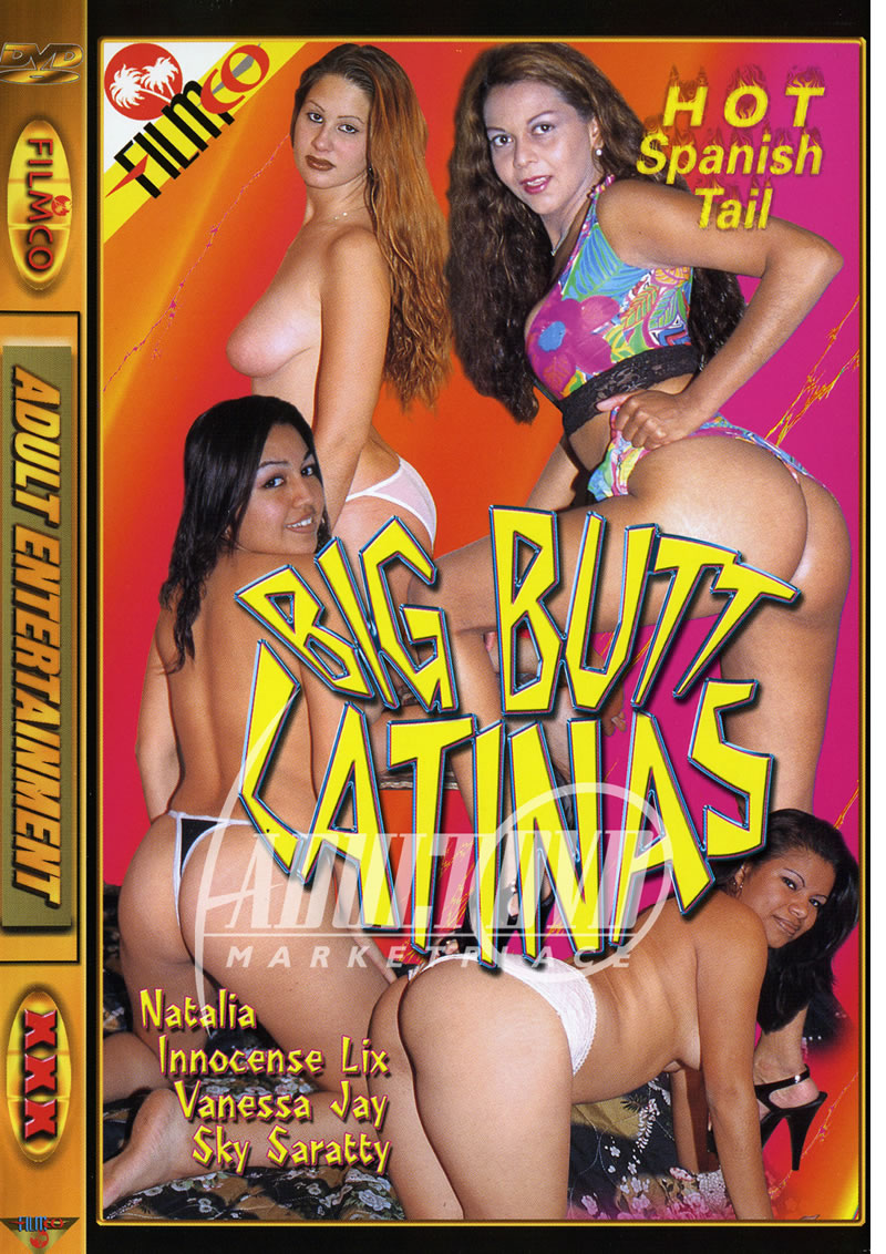 Big Butt Latinas 1
