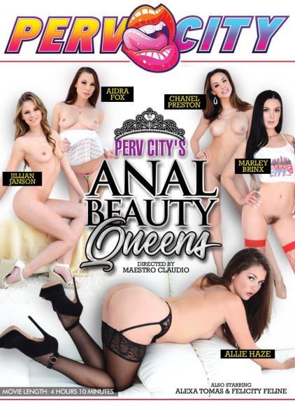 Perv Citys Anal Beauty Queens (2018/WEBRip/FullHD)