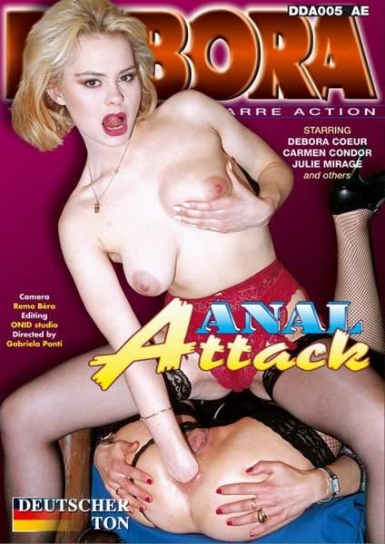 DBM Debora 5 – Anal Attack (1997/DVDRip)