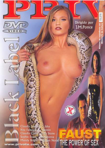 Private Black Label 26 – Faust The Power of Sex (2002/DVDRip)