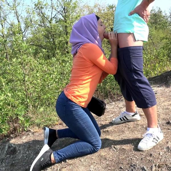 Mila Fox – Czech muslim Mila Fox with her boyfriend (2018/SexWithMuslims.com/PornCZ.com/HD)