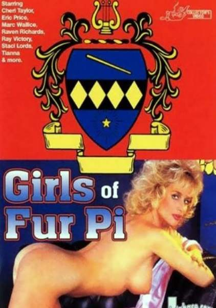 Girls Of Fur Pi (1989/DVDRip)