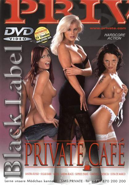 Private Black Label 29 – Private Cafe (2003/DVDRip)