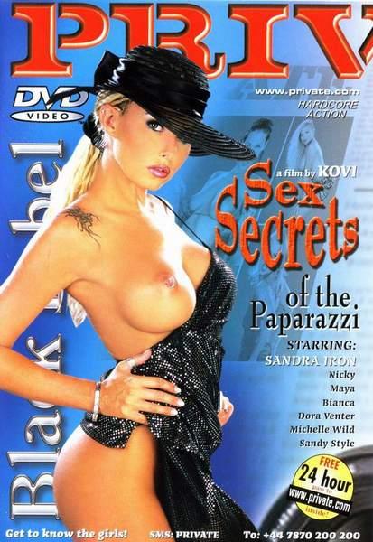 Private Black Label 28 – Sex Secrets of the Paparazzi (2003/DVDRip)