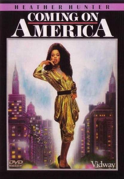Coming On America (1989/DVDRip)