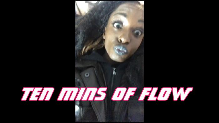 Britney Siren – Ten Mins of Flow (manyvids.com)