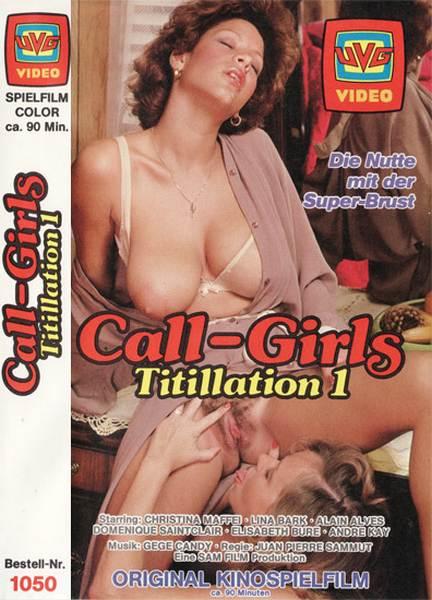 Femmes entre hommes / Call-Girls Titillation 1 (1982/VHSRip)