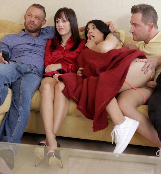 Gina Valentina – Family Flicks (StepSiblingsCaught.com/NubilesNetwork.com/2018/FullHD)