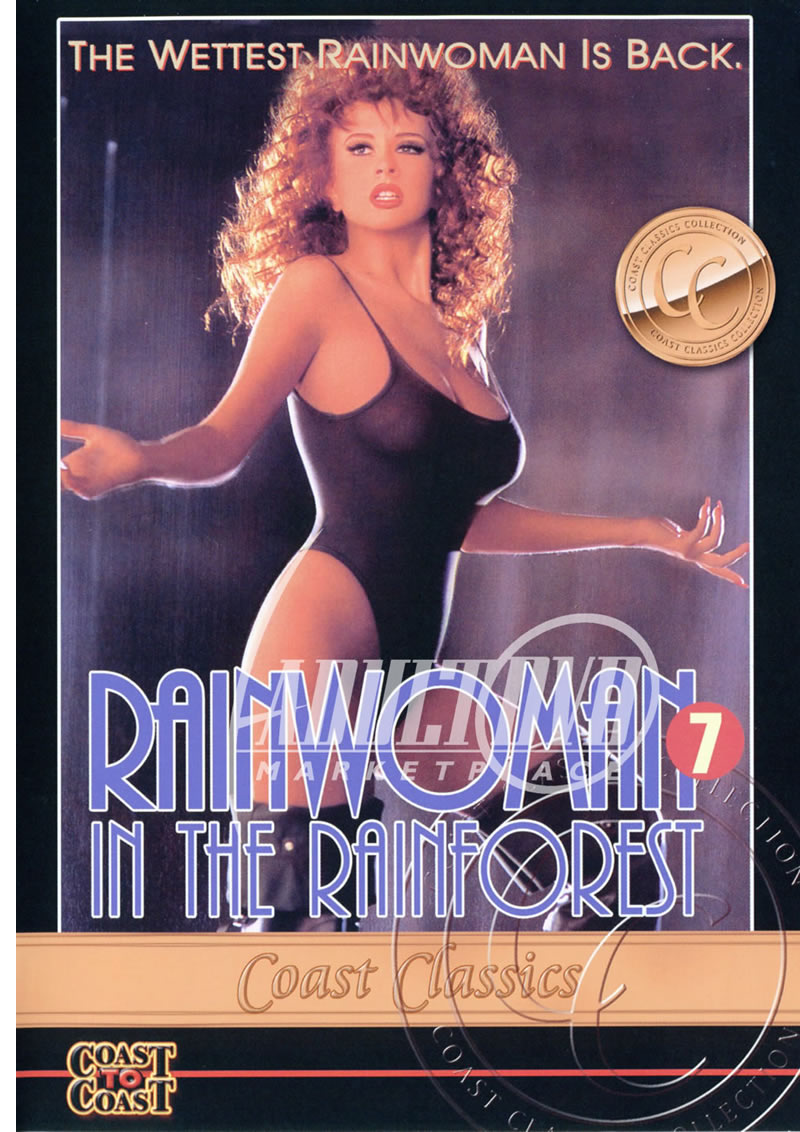 Rainwoman 7 In The Rainforest