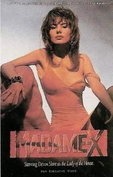 Madame X (1990/DVDRip)