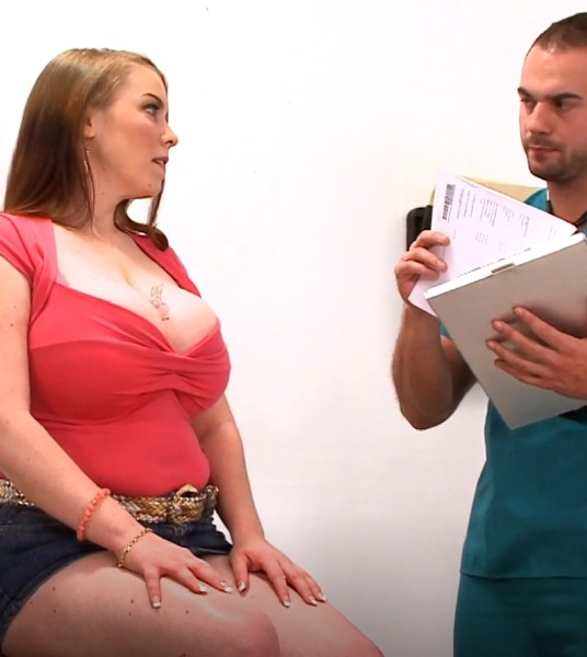 Desiree – The Doctor Is In. Desiree (2018/ScoreLand.com/PornMegaLoad.com/FullHD)
