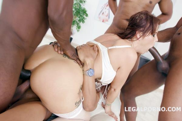 Syren De Mer – Waka Waka, Syren De Mer Gets Balls Deep Anal And DAP, Gapes, 2 Creampies And 3 Messy Cumshots GIO699 (2018/LegalPorno.com/FullHD)