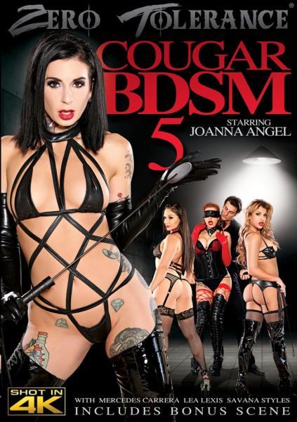Cougar BDSM 5 (2018/WEBRip/HD)