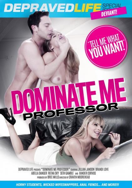 Dominate Me Professor (2018/WEBRip/FullHD)