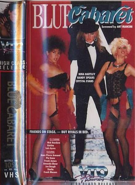 Blue Cabaret (1989/VHSRip)