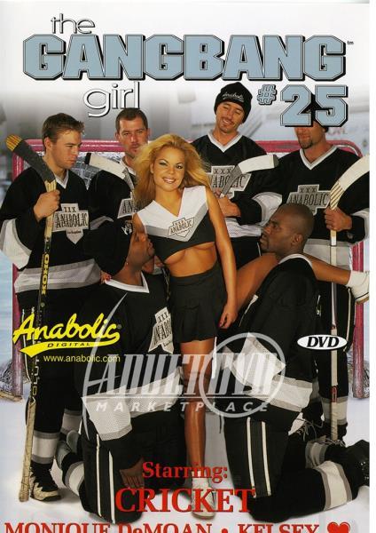 Gangbang Girl 25 (2001/WEBRip/SD)