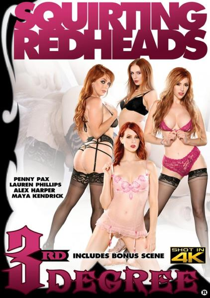 Squirting Redheads (2018/DVDRip)