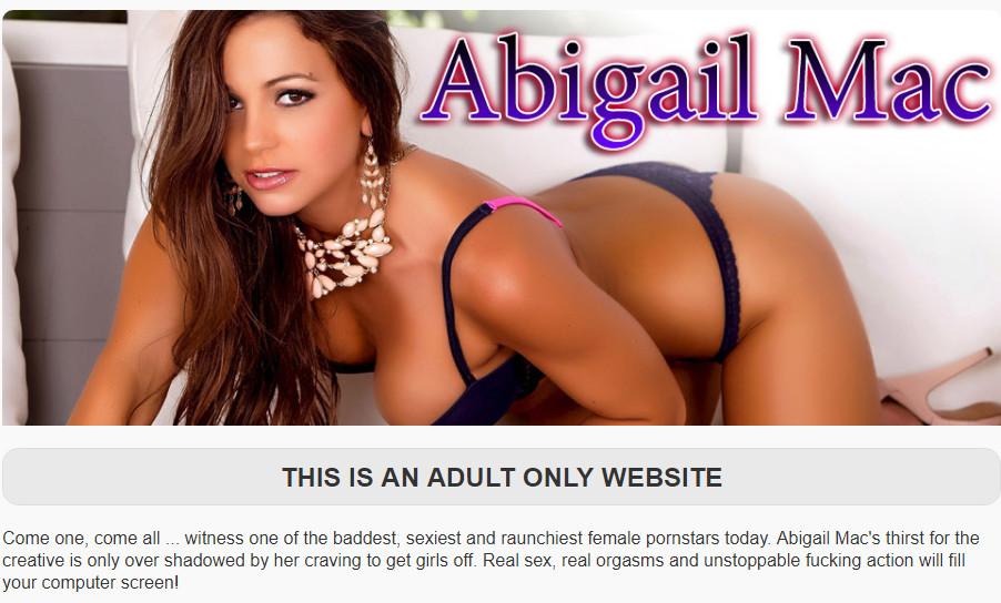 Abigailmac SiteRip