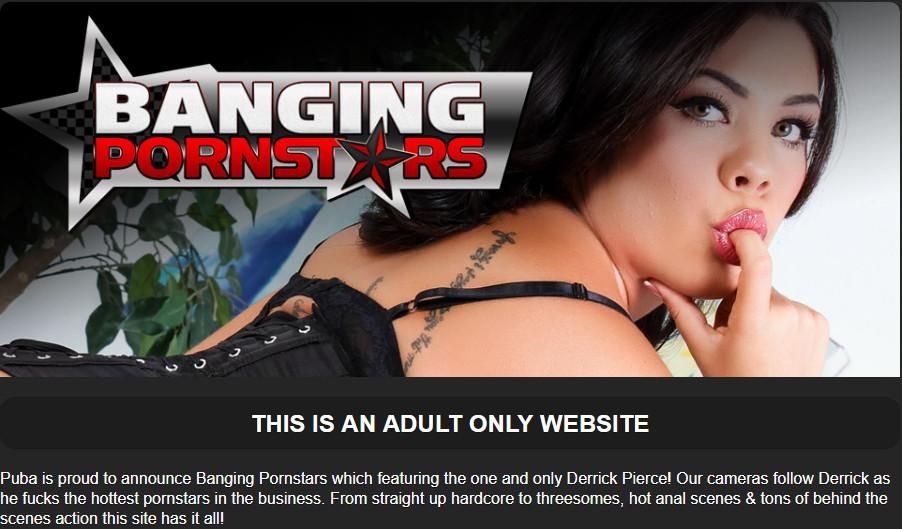 Bangingpornstars SiteRip