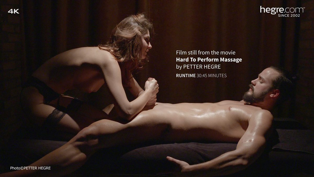 Charlotta – Hard to Perform Massage (Hegre-Art.com)