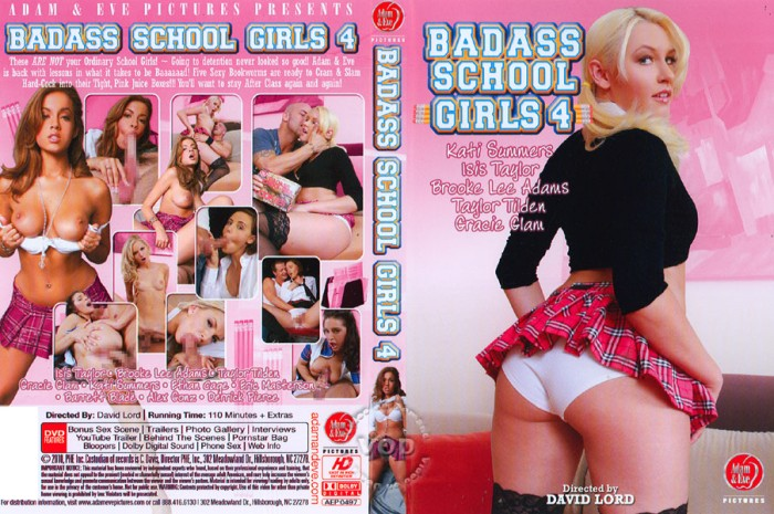Badass School Girls 4