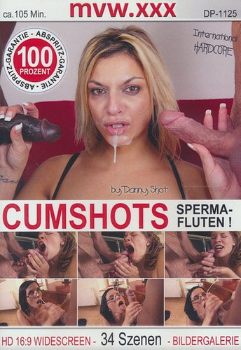Cumshots Spermafluten (2018)