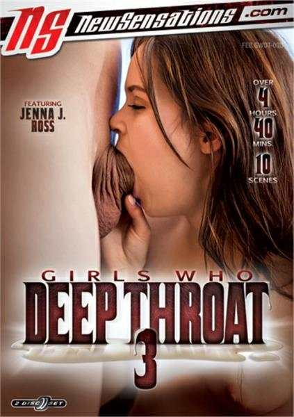 Girls Who Deep Throat 3 (2018/DVDRip)