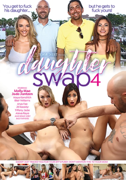 Daughter Swap 4 (2018/WEBRip/SD)