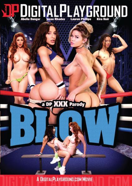 B.L.O.W. A DP XXX Parody (2018/WEBRip/SD)