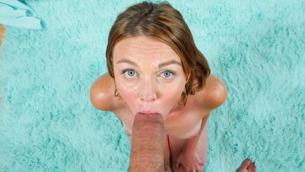 Marie McCray – Maries Mouth (2018/1000Facials.com/BlowPass.com/SD)