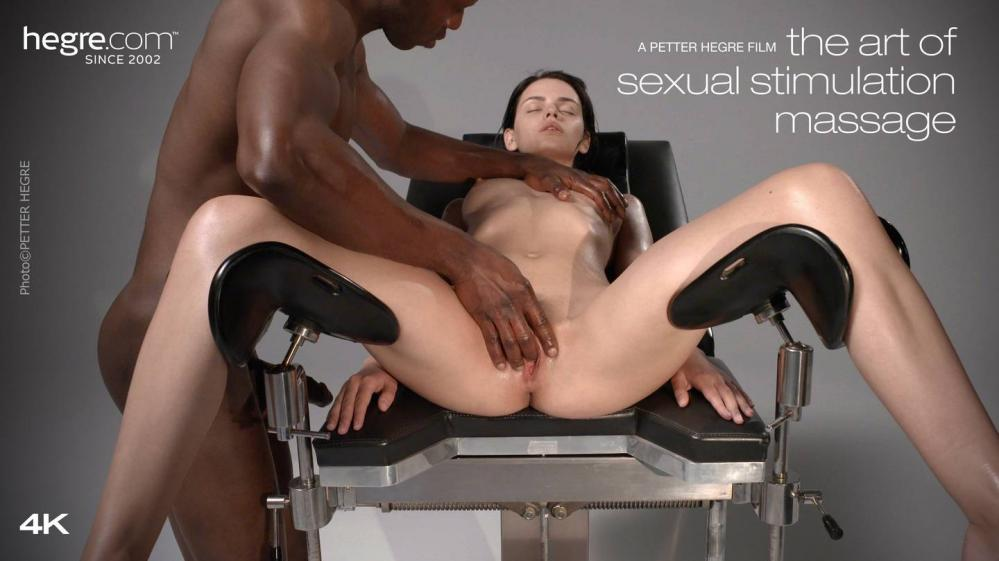 Ariel – The Art of Sexual Stimulation Massage (Hegre.com)