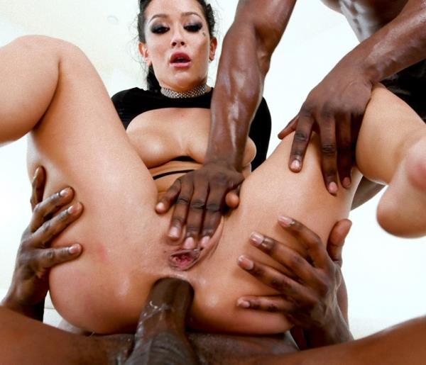 Katrina Jade - Katrinas Interracial Anal Threesome (EvilAngel.com/2018/HD)