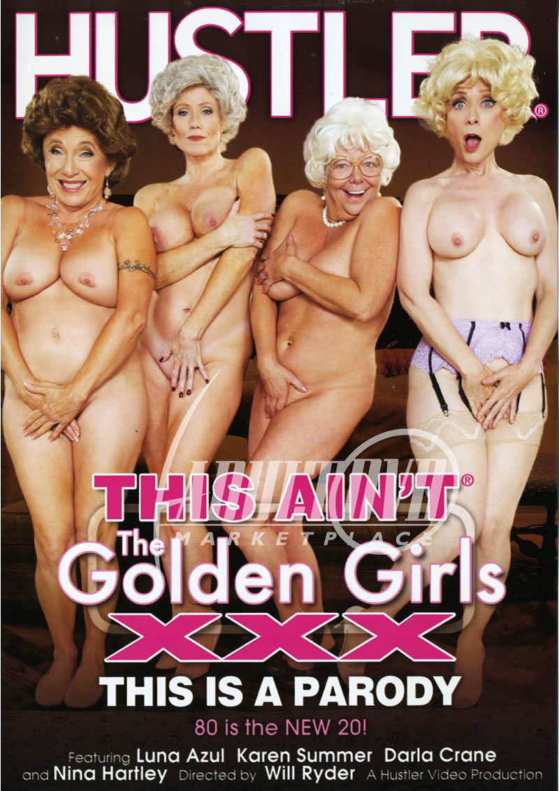 This Aint The Golden Girls XXX This Is A Parody