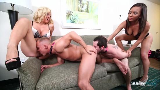 Parker Swayze, Paulina Amore - Parker Swayze And Paulina Amore MiniMovie (2017/SubbyHubby/FullHD)