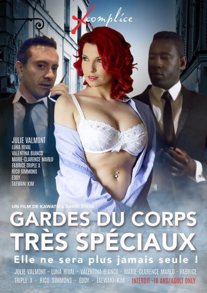 Gardes du Corps Tres Speciaux / Very Special Bodyguards (2018/WEBRip/SD)