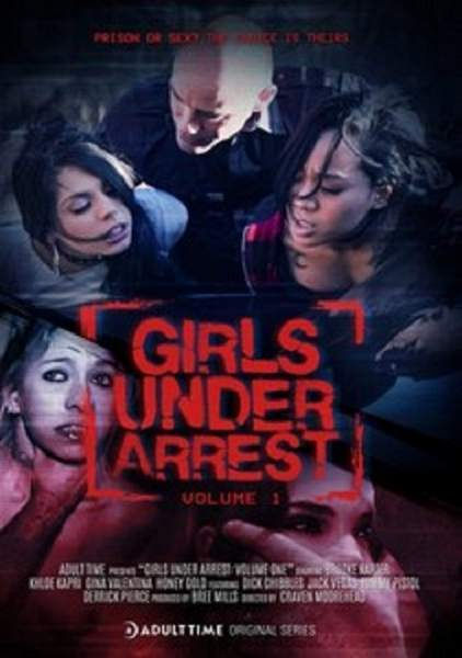 Girls Under Arrest 1 (2018/WEBRip/SD)