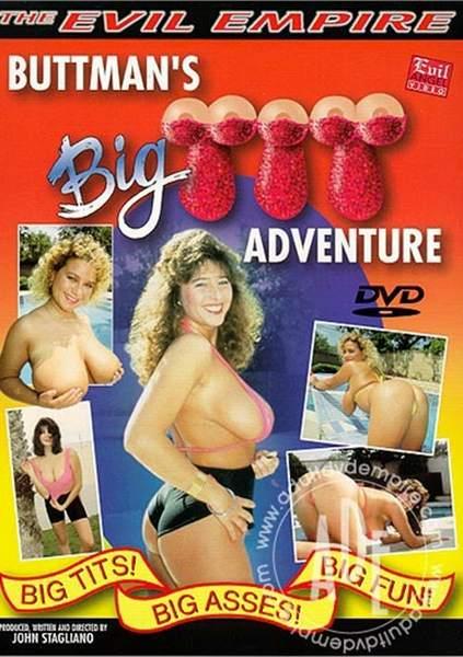 Buttmans Big Tit Adventure 1 (1991/DVDRip)