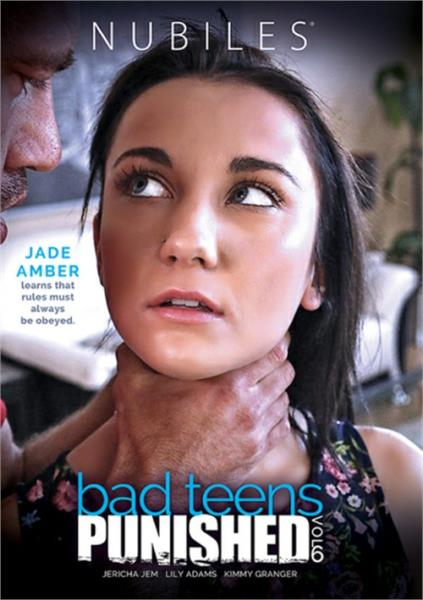 Bad Teens Punished – Jade Amber HDRip Download